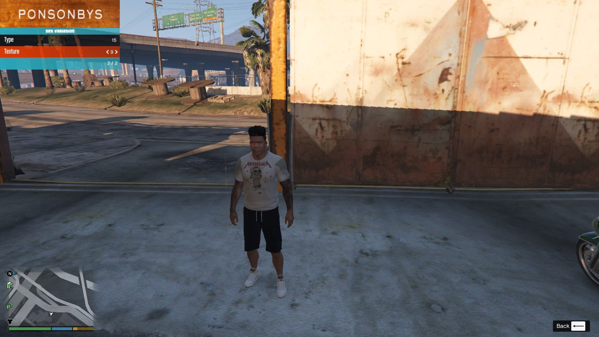 Clothing Pack For Franklin GTA5 Mods (9)