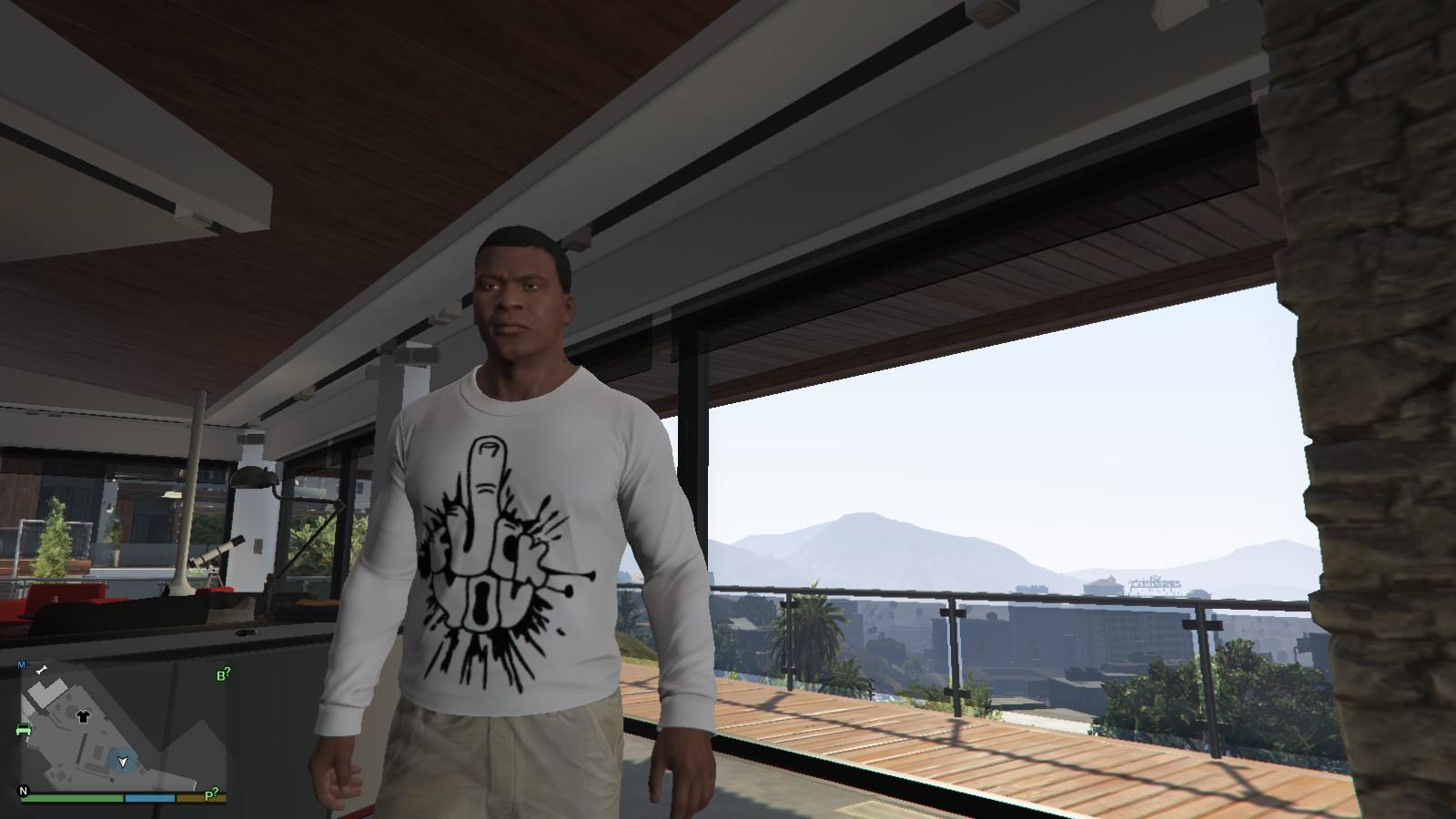 Fuck You T-Shirt GTA5 Mods (3)