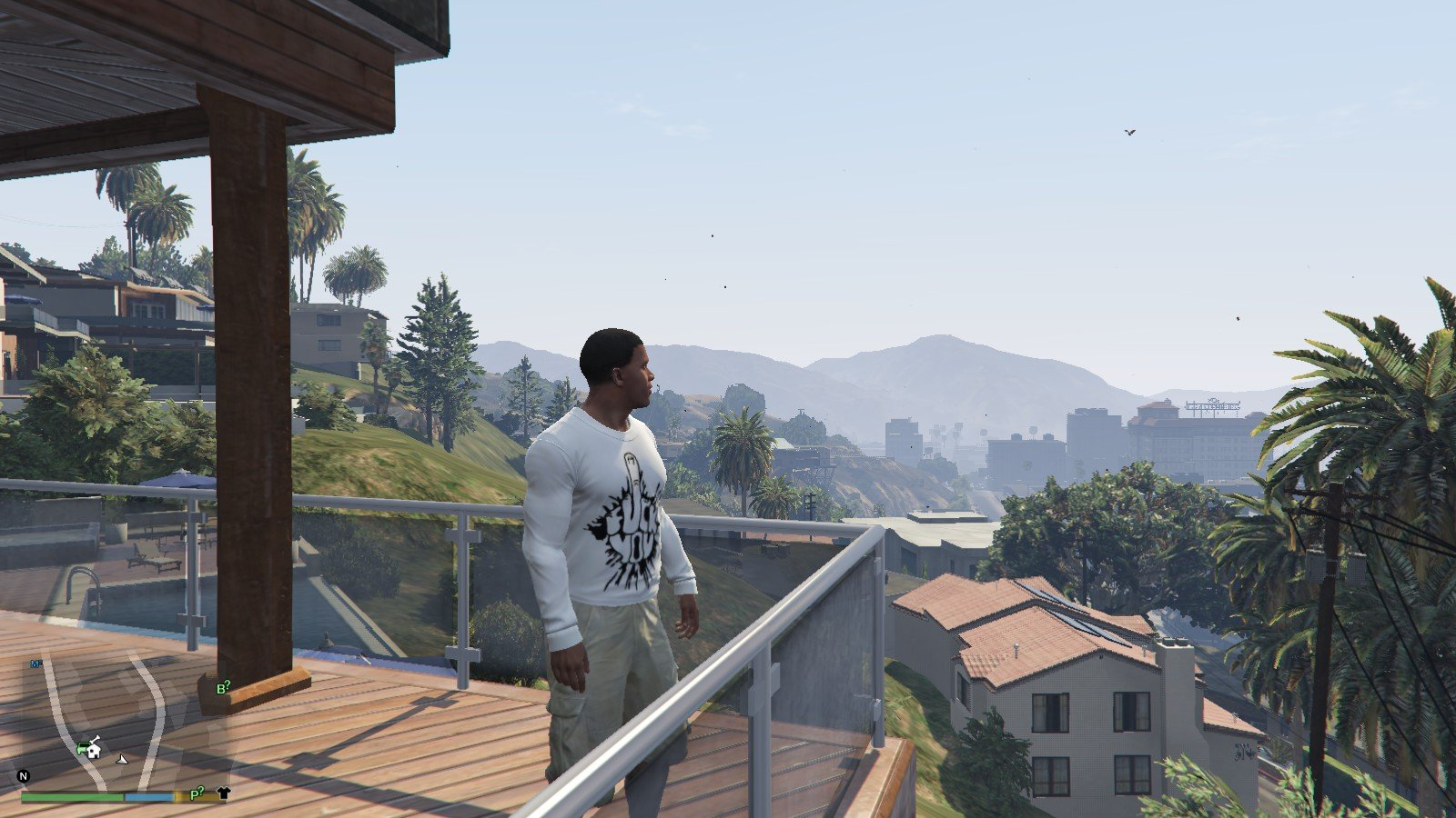 Fuck You T-Shirt GTA5 Mods (5)