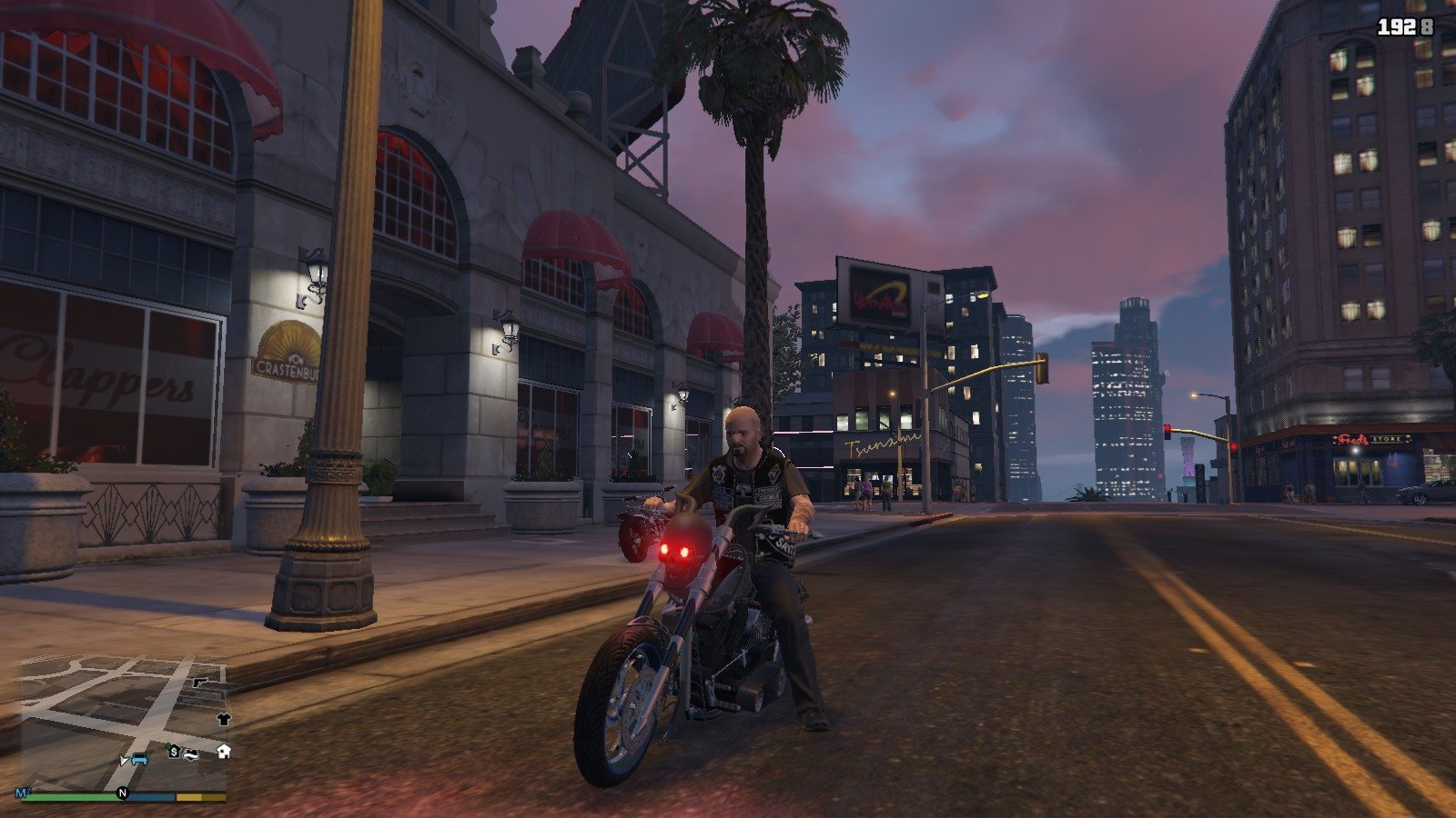 Gremium Germany Gille For Micheal GTA5 Mods (3)