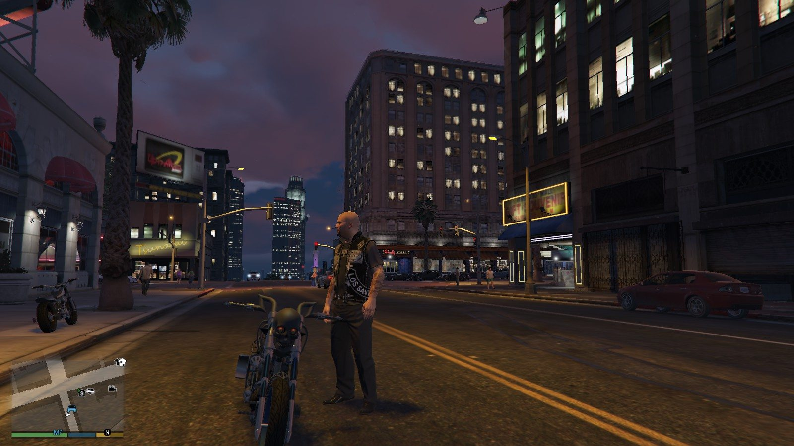 Gremium Germany Gille For Micheal GTA5 Mods (5)