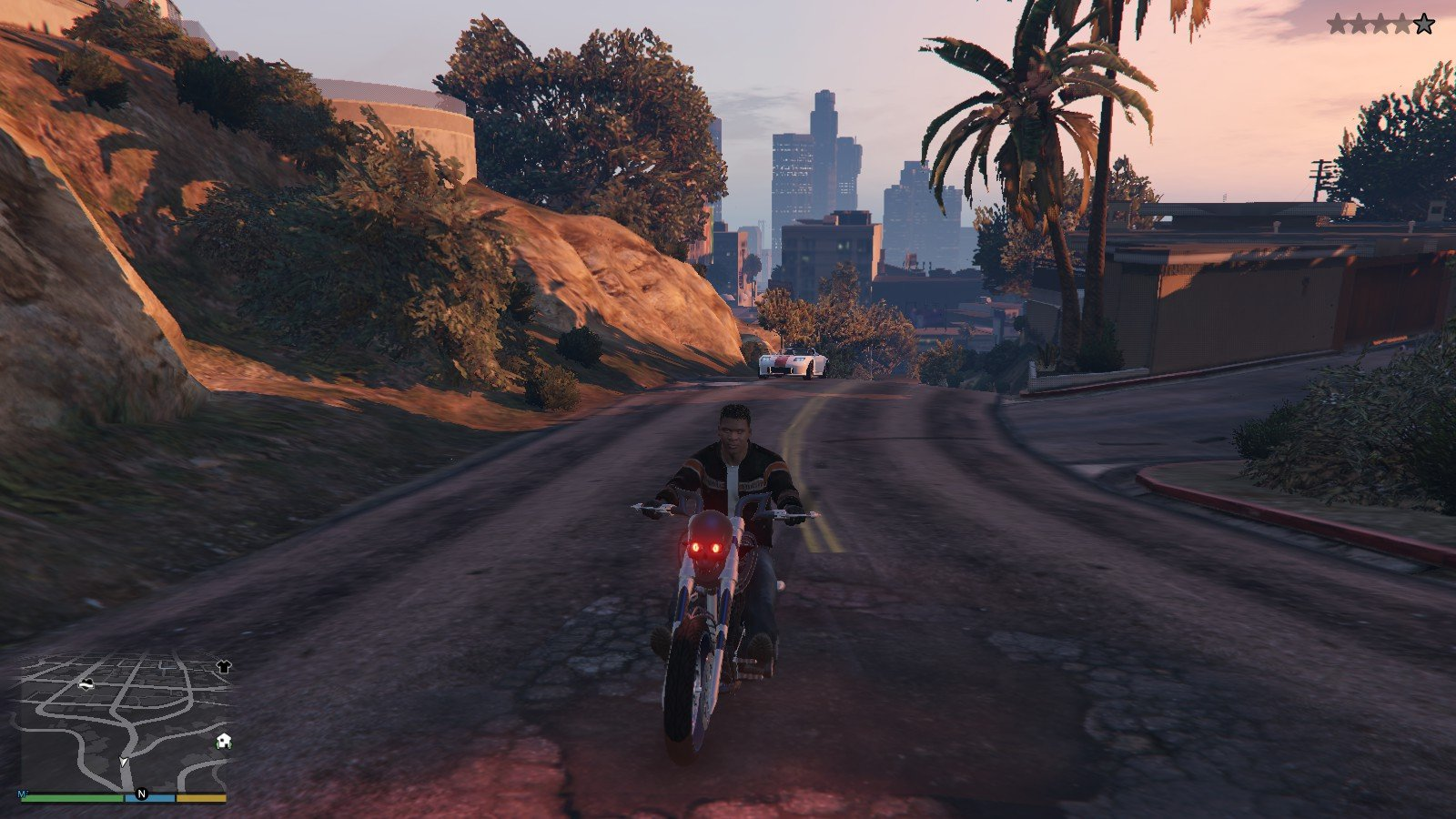 Harley Davidson Motocycle Leather Jacket GTA5 Mods (7)