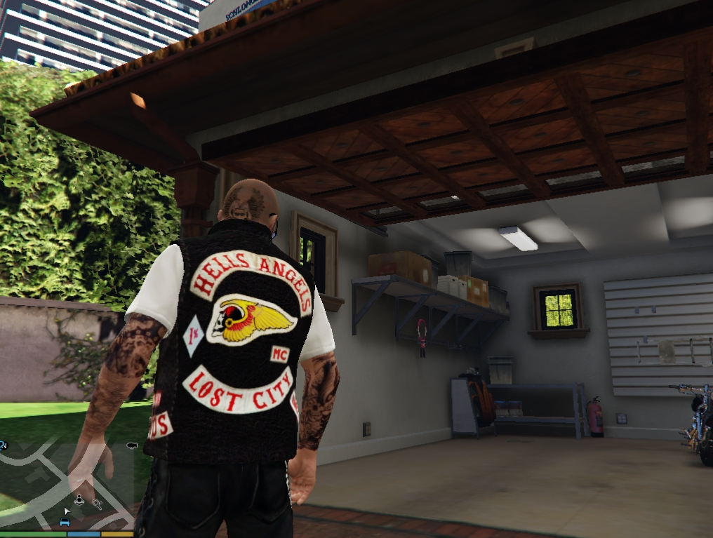 Hells Angels Lost City Gille For Micheal GTA5 Mods (3)