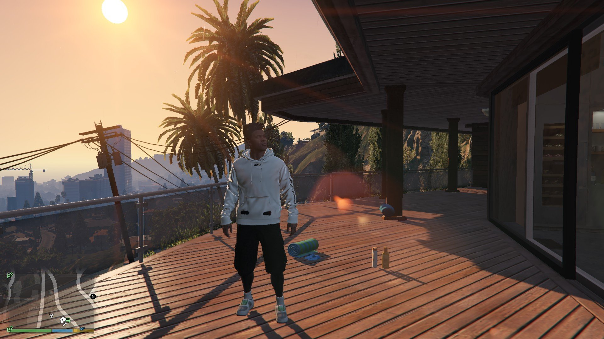 Hoodie Mayralla Chechen Woft For Franklin GTA5 Mods (3)