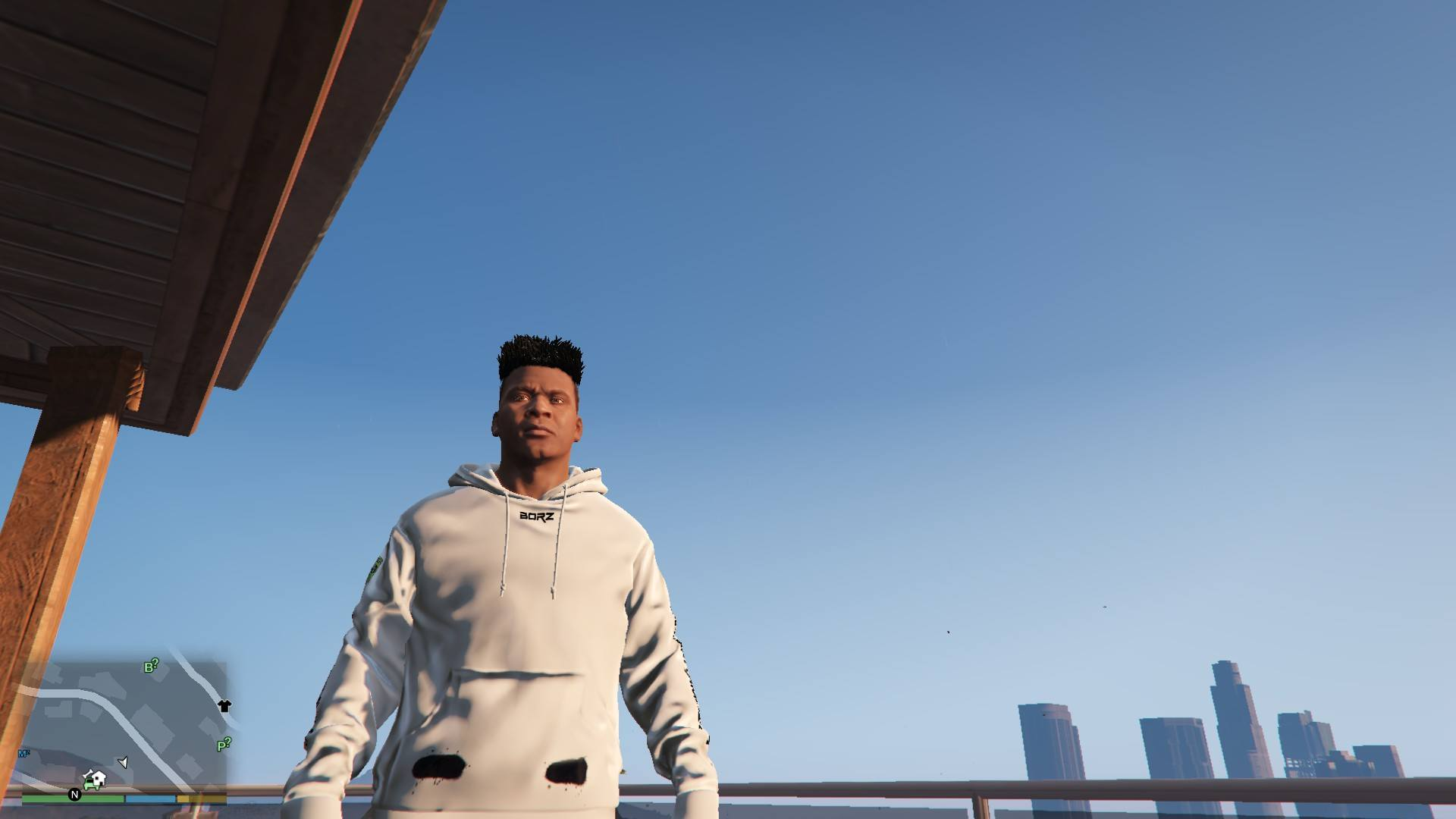 Hoodie Mayralla Chechen Woft For Franklin GTA5 Mods (6)
