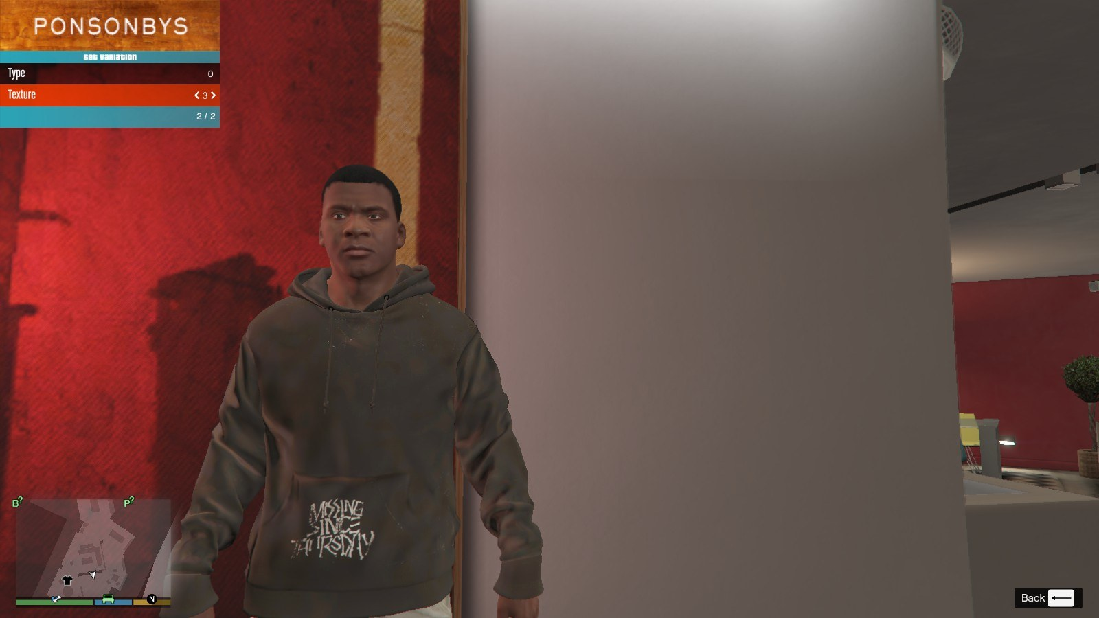 Hoodie Pack For Franklin GTA5 Mods (3)