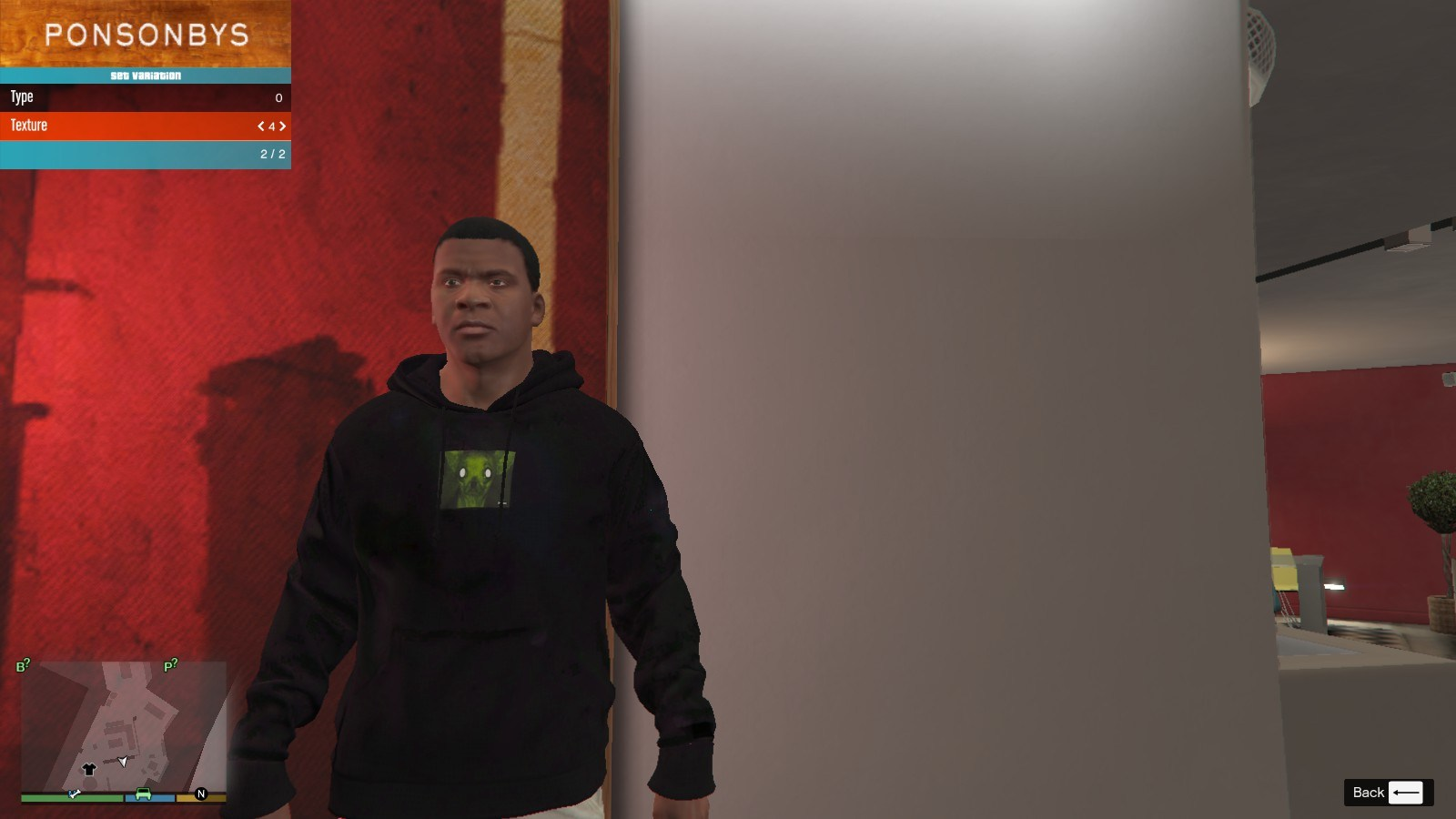 Hoodie Pack For Franklin GTA5 Mods (4)