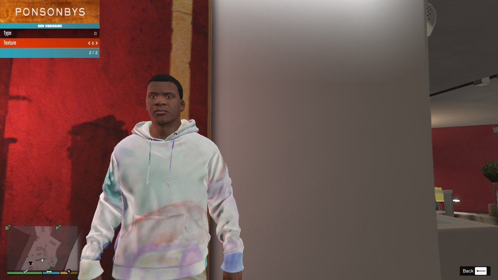 Hoodie Pack For Franklin GTA5 Mods (5)