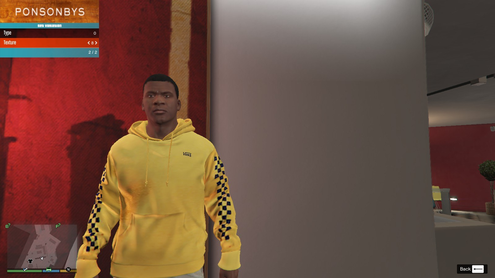 Hoodie Pack For Franklin GTA5 Mods (7)