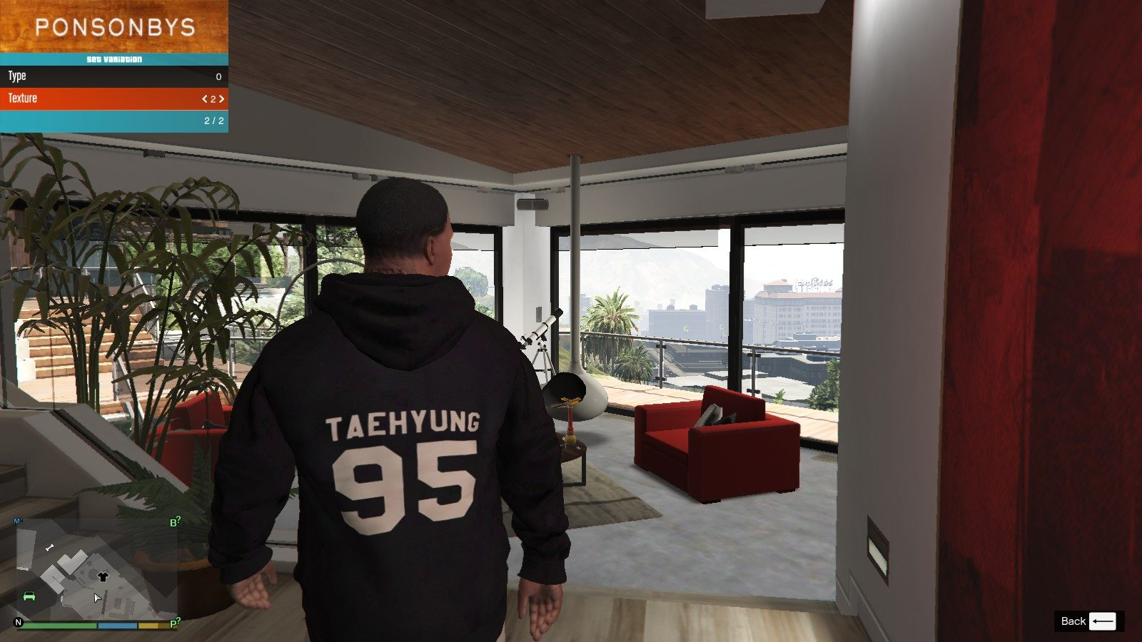 Hoodie Pack For Franklin GTA5 Mods (8)