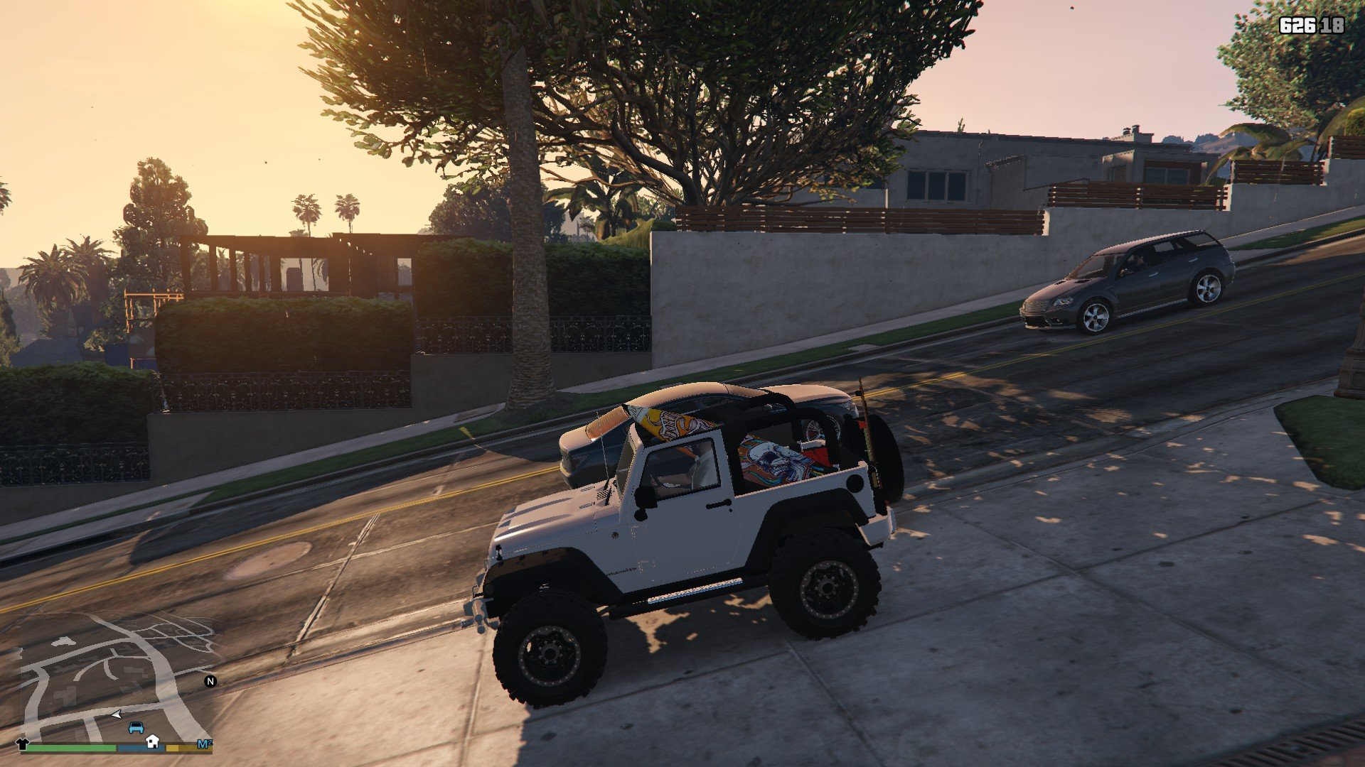 Jeep Wrangler Unlimited 3 GTA5 Mods (1)