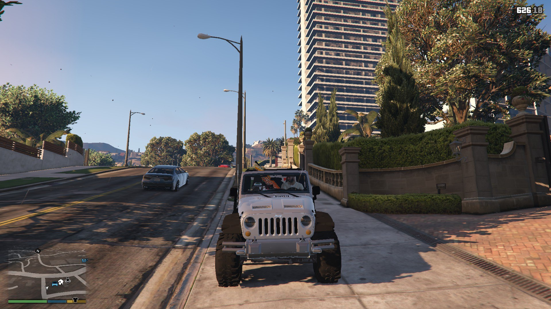 Jeep Wrangler Unlimited 3 GTA5 Mods (2)