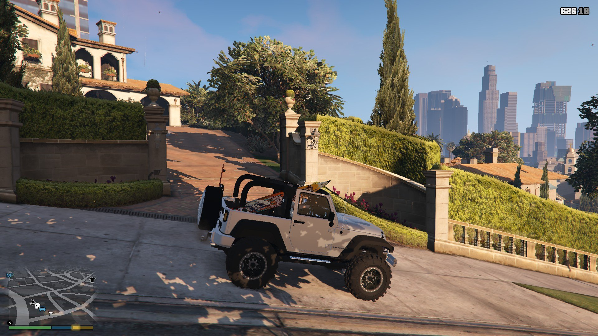 Jeep Wrangler Unlimited 3 GTA5 Mods (3)