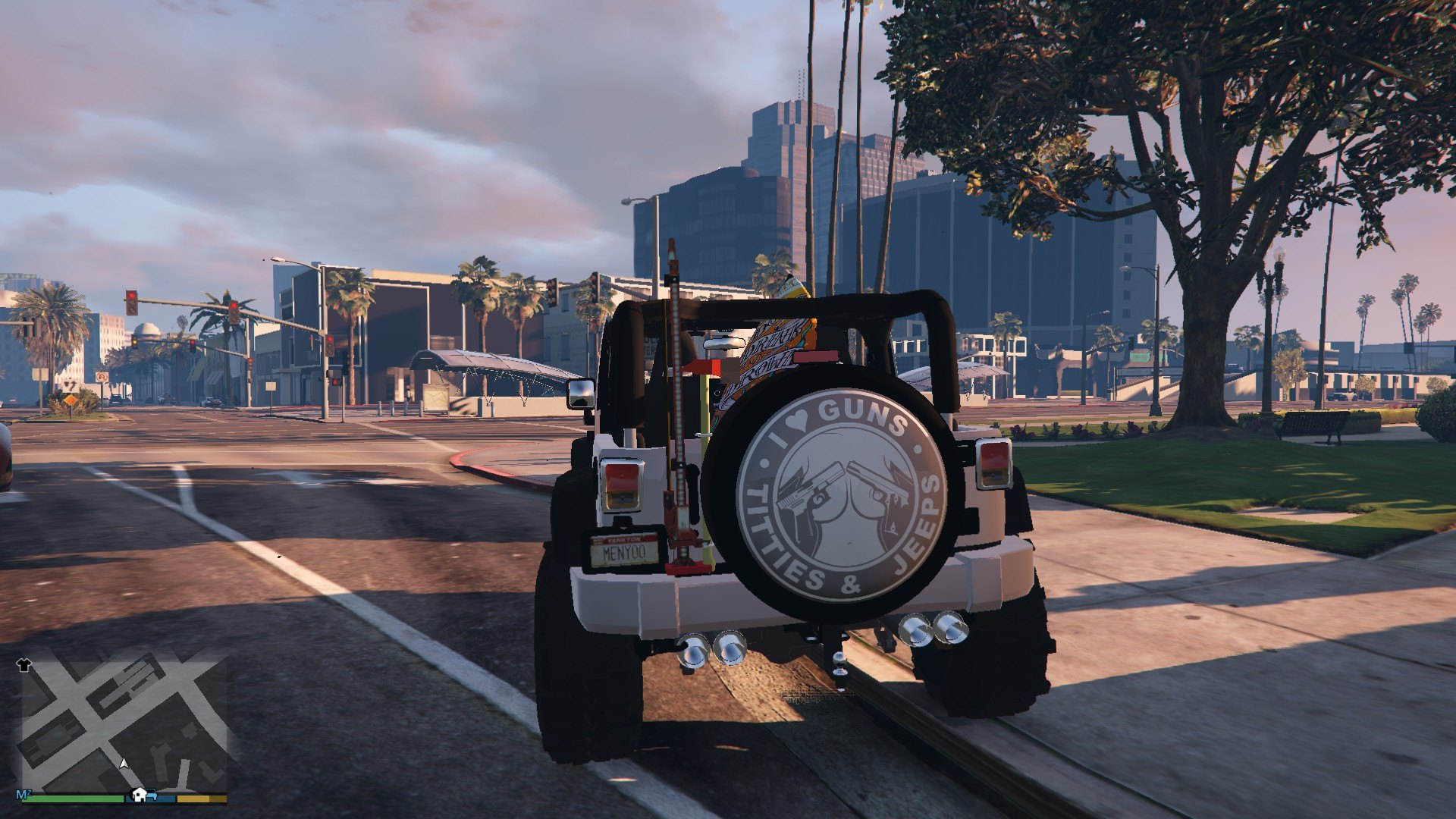 Jeep Wrangler Unlimited 3 GTA5 Mods (8)