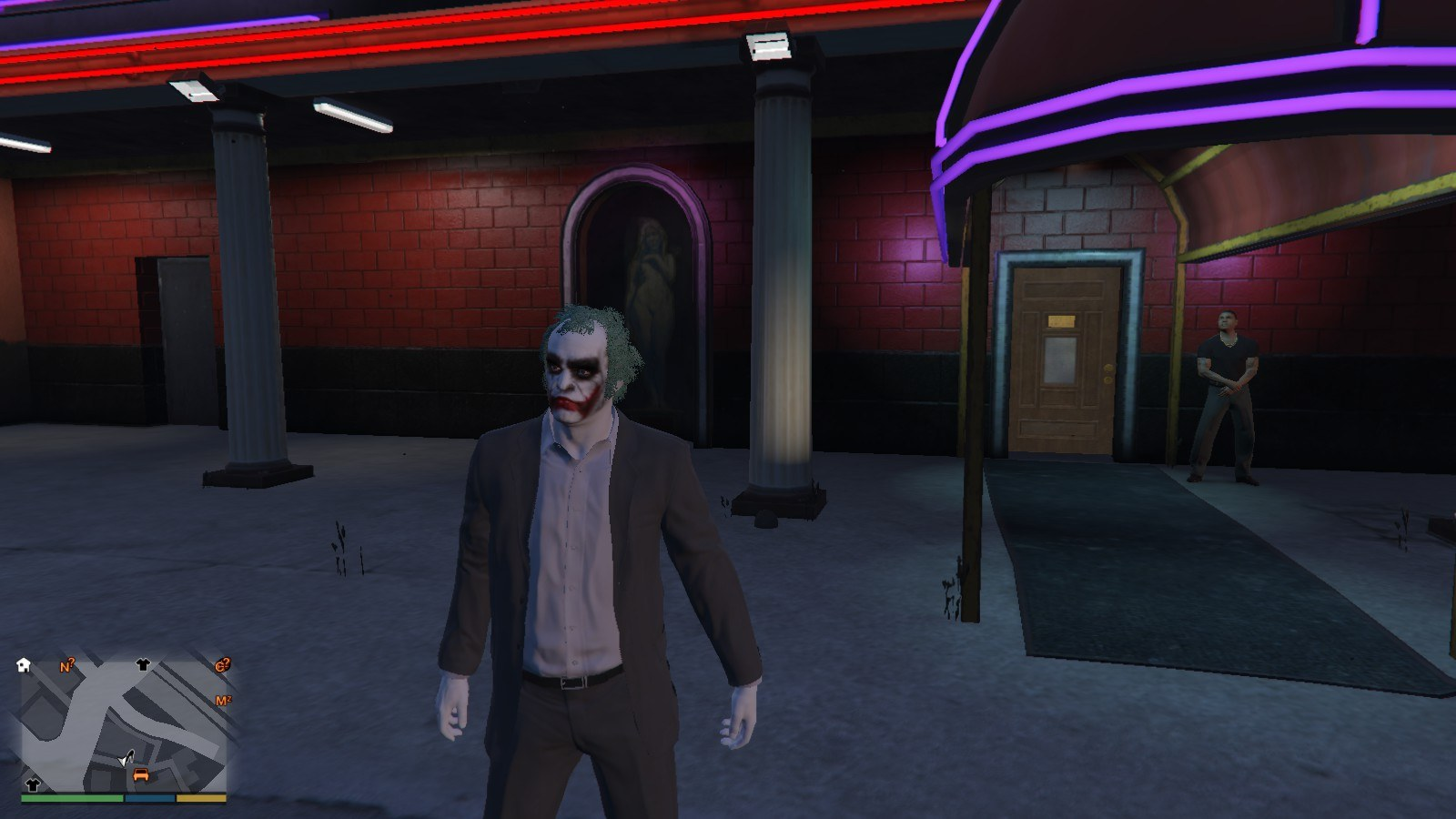Joker Trevor GTA5 Mods (1)