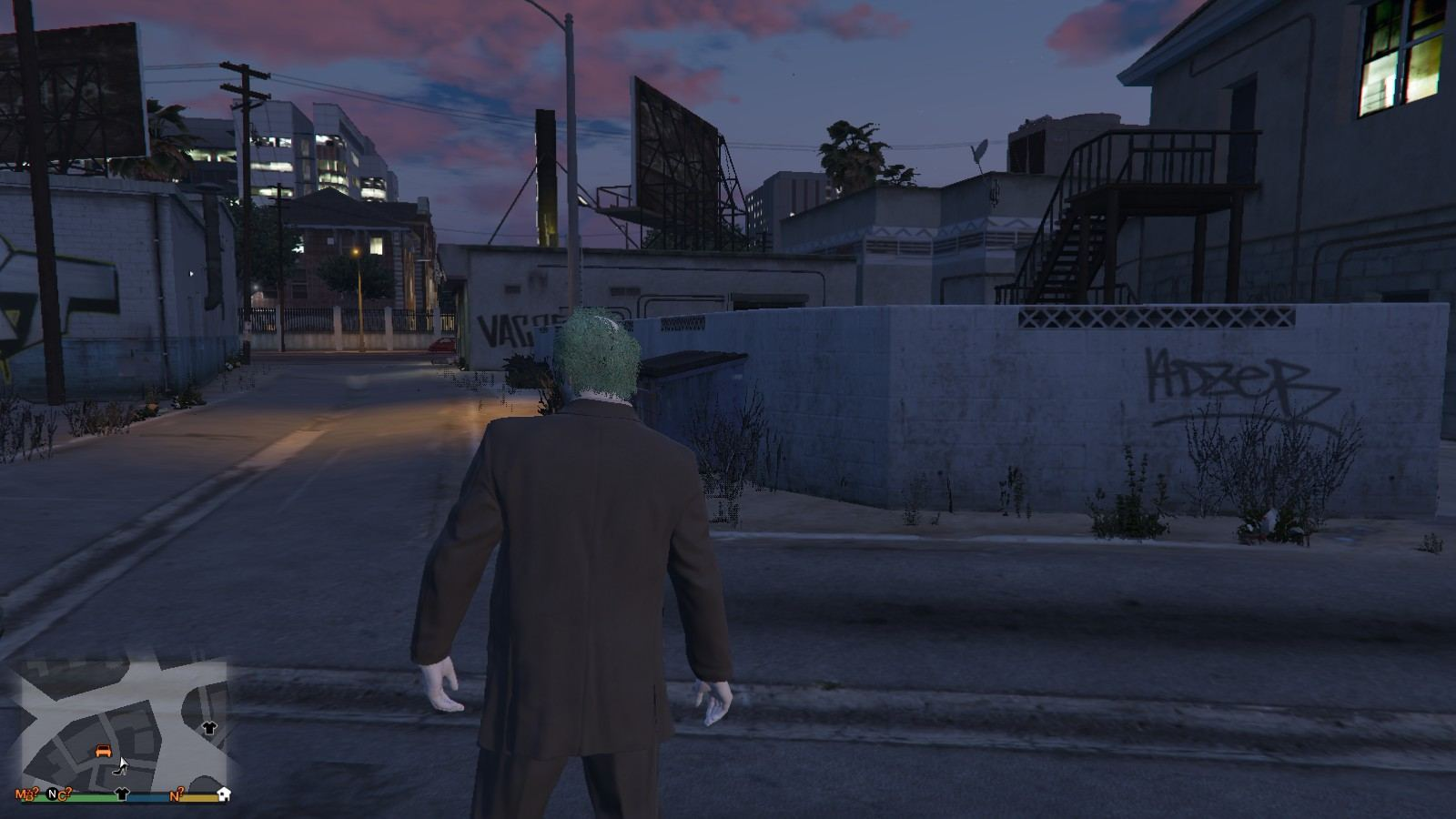 Joker Trevor GTA5 Mods (2)