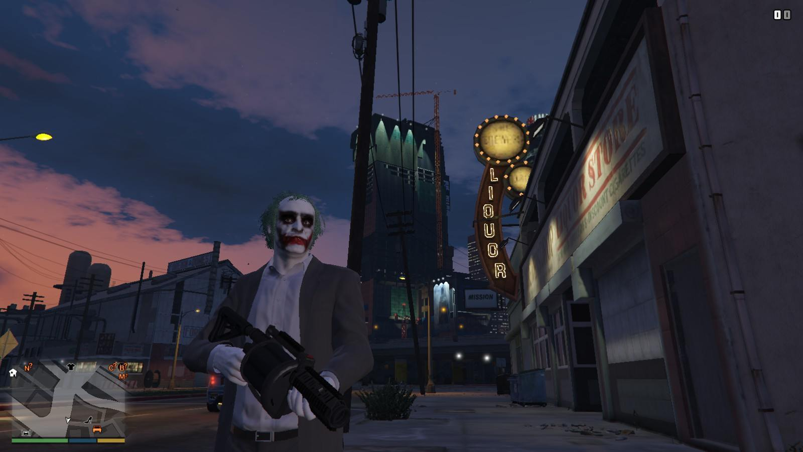 Joker Trevor GTA5 Mods (4)