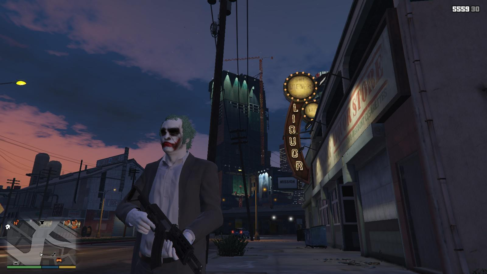 Joker Trevor Mod For GTA5 - 9Gta | GTA Mods