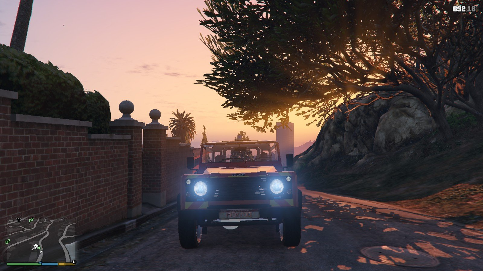 Land Rover Defender GTA5 Mods (10)