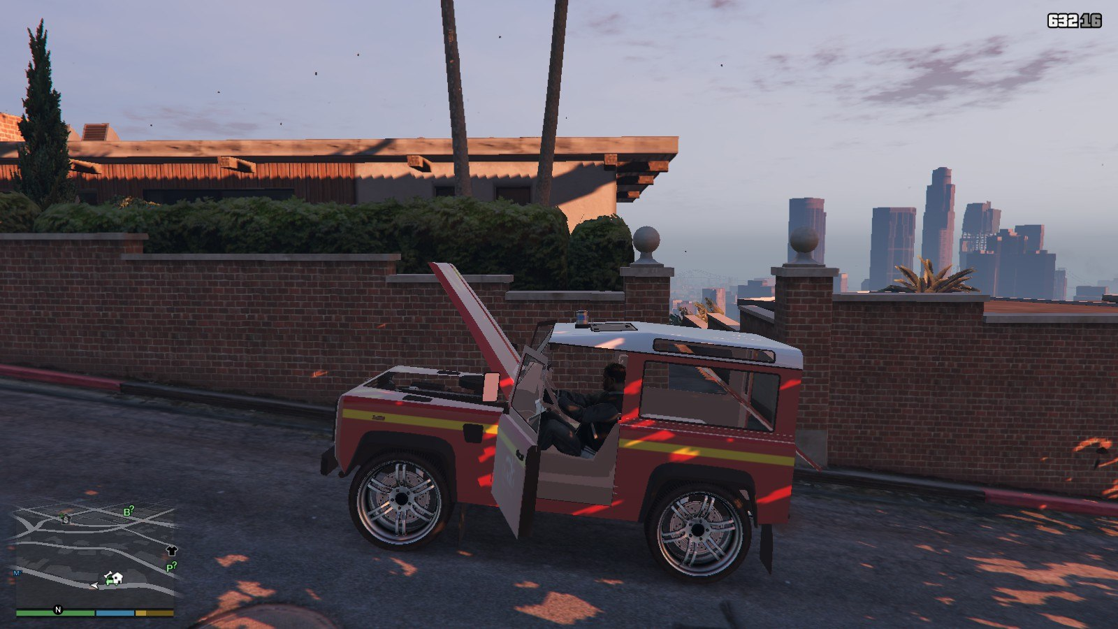 Land Rover Defender GTA5 Mods (7)