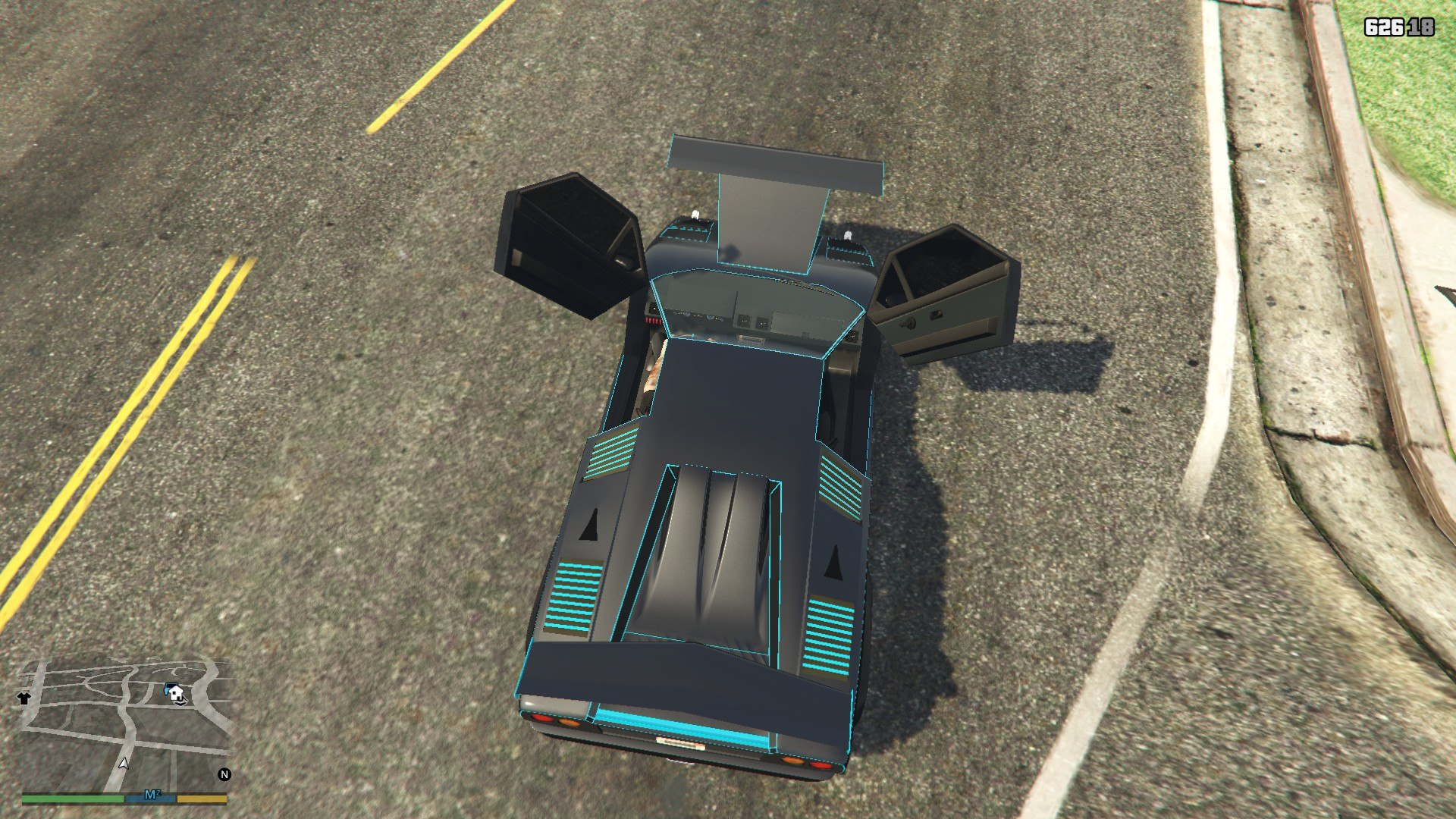 Pegassi Technical Torero GTA5 Mods (8)