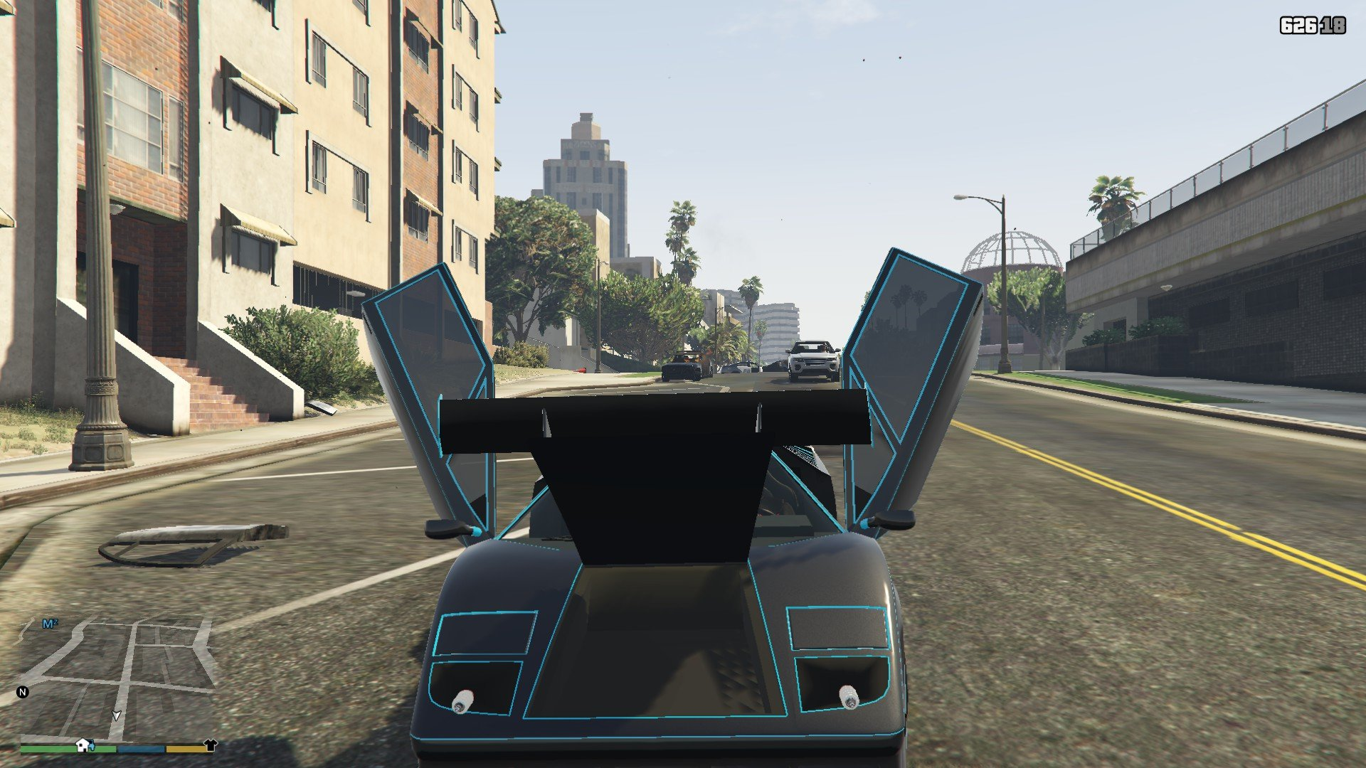 Pegassi Technical Torero GTA5 Mods (9)