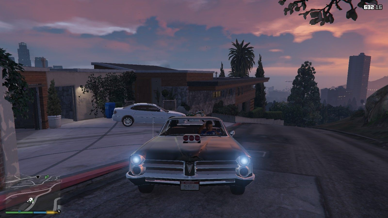 Pontiac Catalina 1965 GTA5 Mods (2)