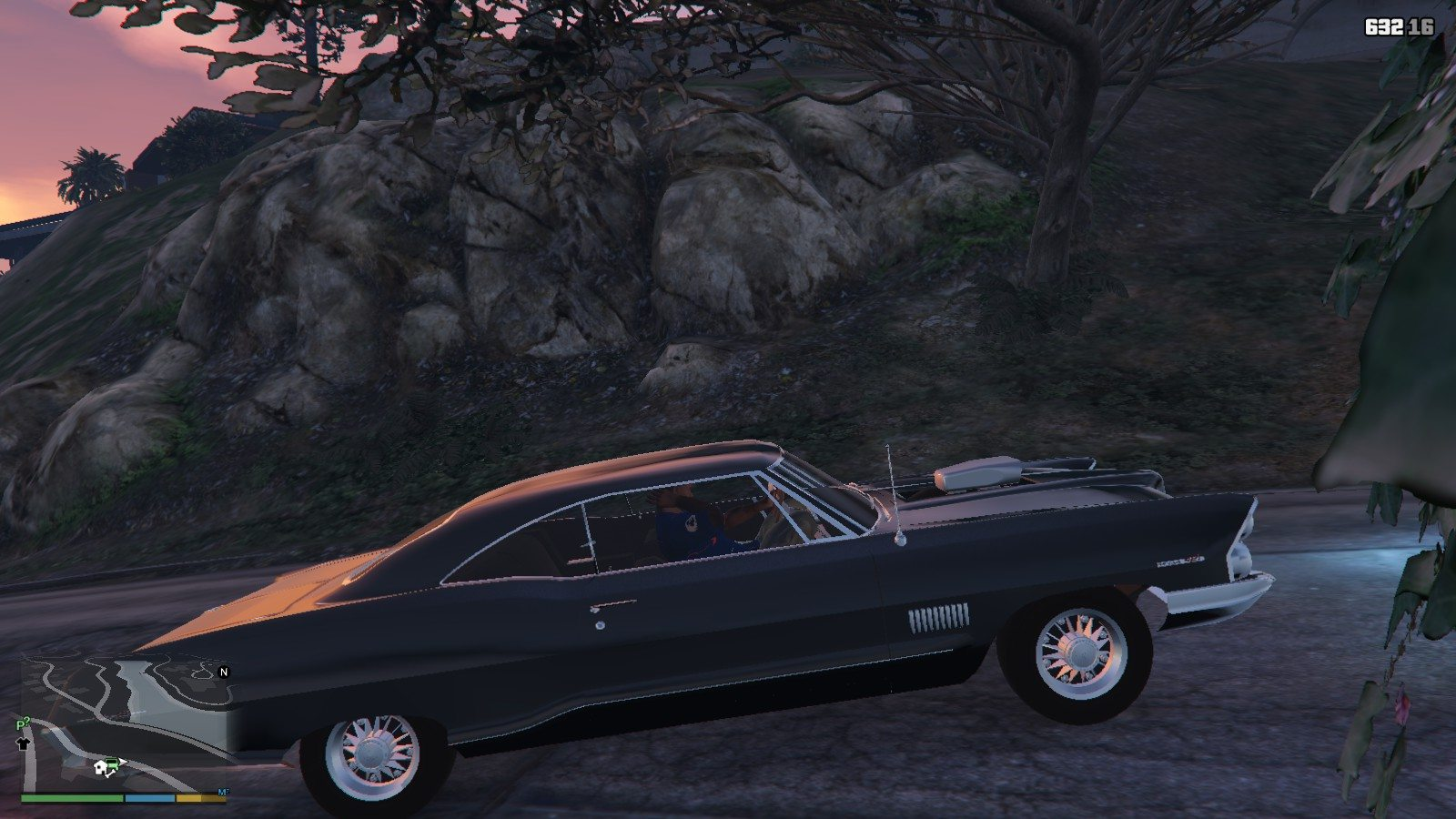 Pontiac Catalina 1965 GTA5 Mods (3)