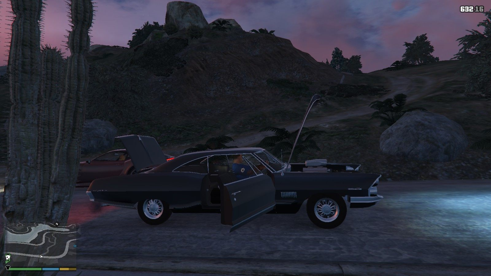 Pontiac Catalina 1965 GTA5 Mods (8)