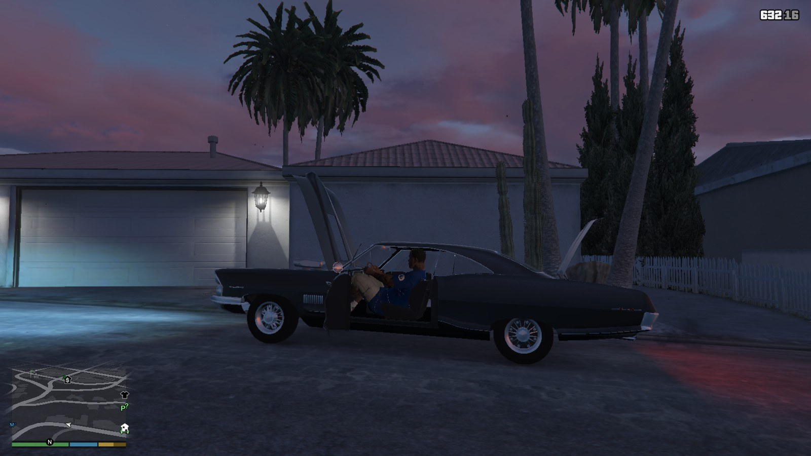 Pontiac Catalina 1965 GTA5 Mods (9)