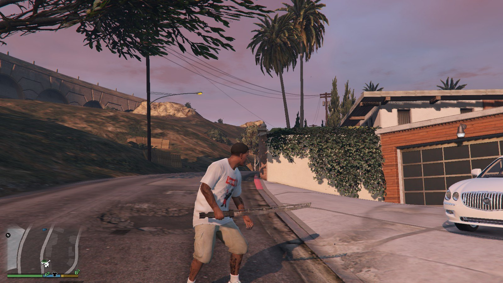Ronin Sword GTA5 Mods (2)