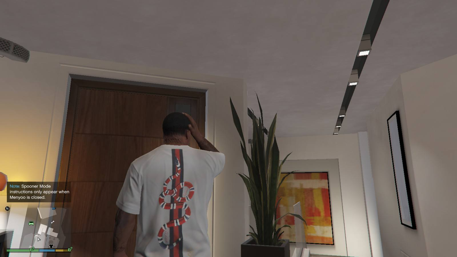 Supreme x Gucci T-Shirt GTA5 Mods (2)