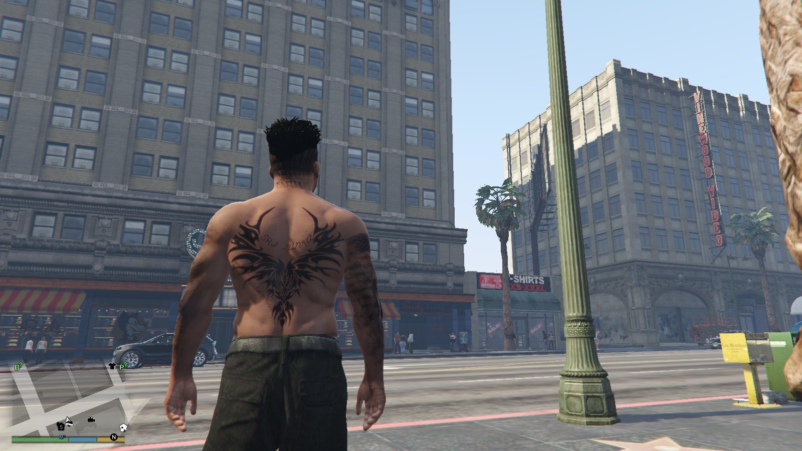 Tattoos Pack On Franklin (3)