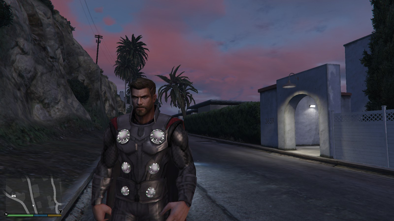Thor IW and Thor End Game GTA5 Mods (10)