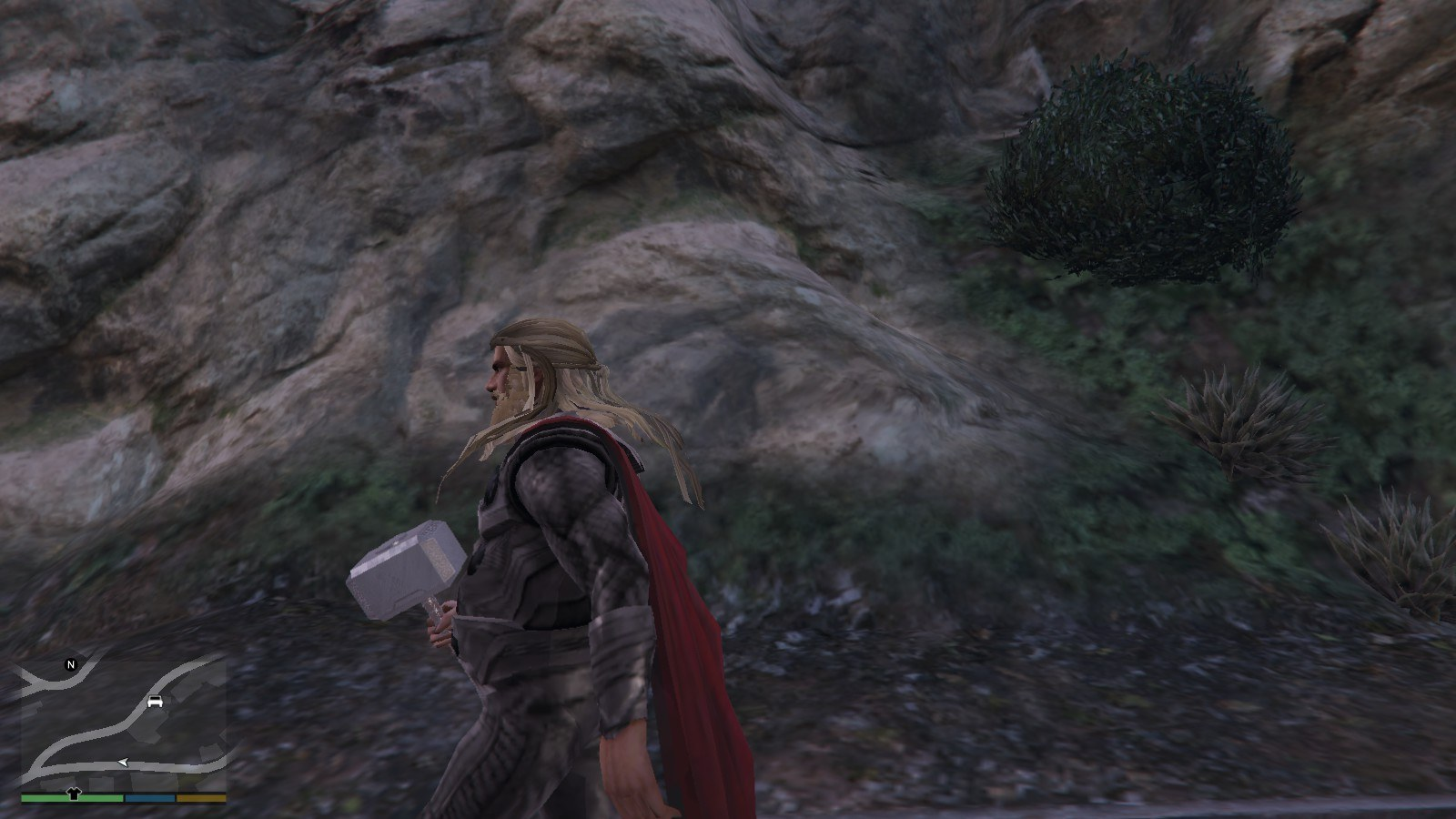 Thor IW and Thor End Game GTA5 Mods (9)