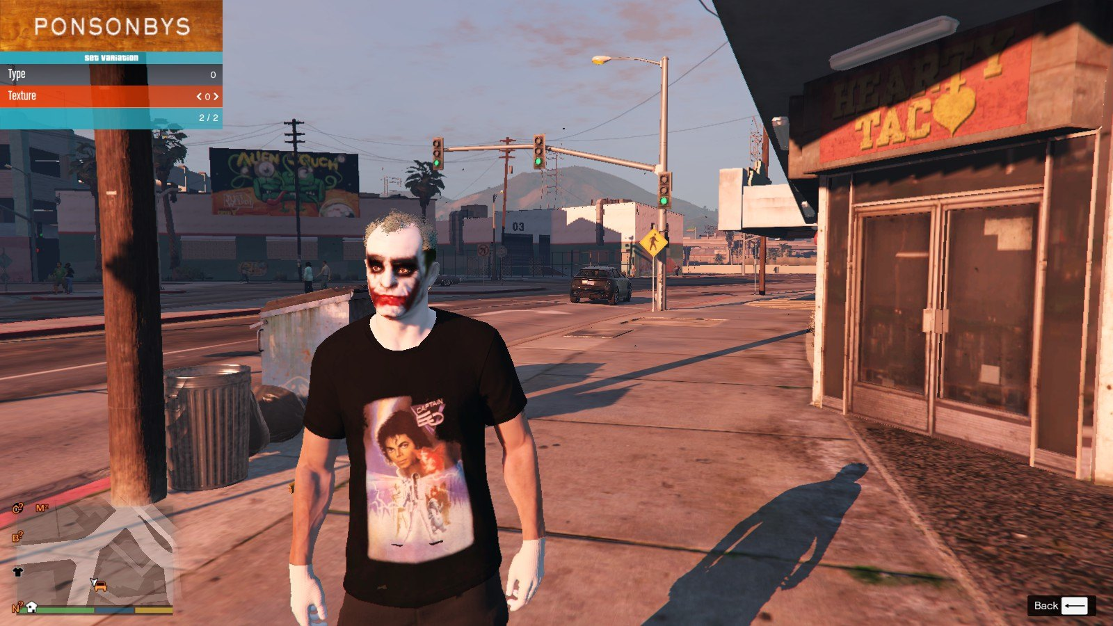 Trevor T-Shirt Pack GTA5 Mods (1)