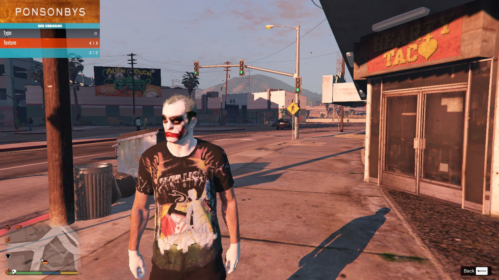Trevor T-Shirt Pack GTA5 Mods (2)