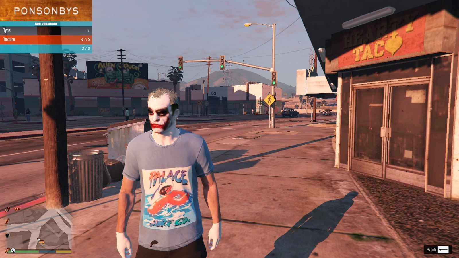 Trevor T-Shirt Pack GTA5 Mods (4)