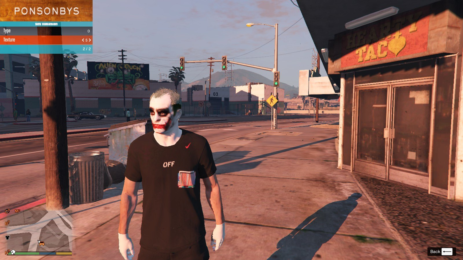 Trevor T-Shirt Pack GTA5 Mods (6)