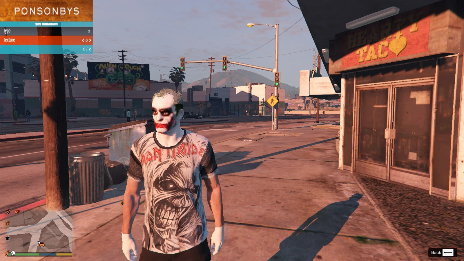 Trevor T-Shirt Pack GTA5 Mods (7)