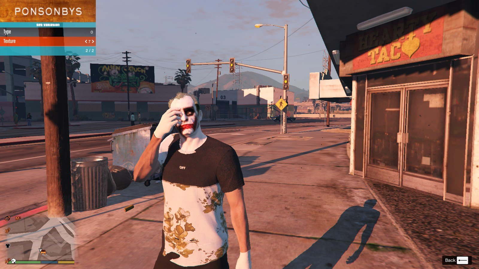 Trevor T-Shirt Pack GTA5 Mods (8)