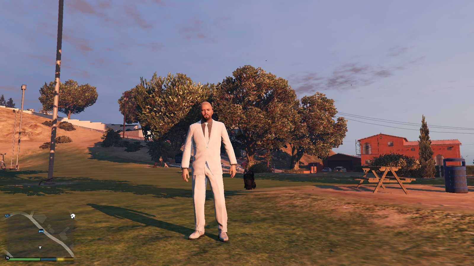 Tuxedo for Micheal GTA5 Mods (1)