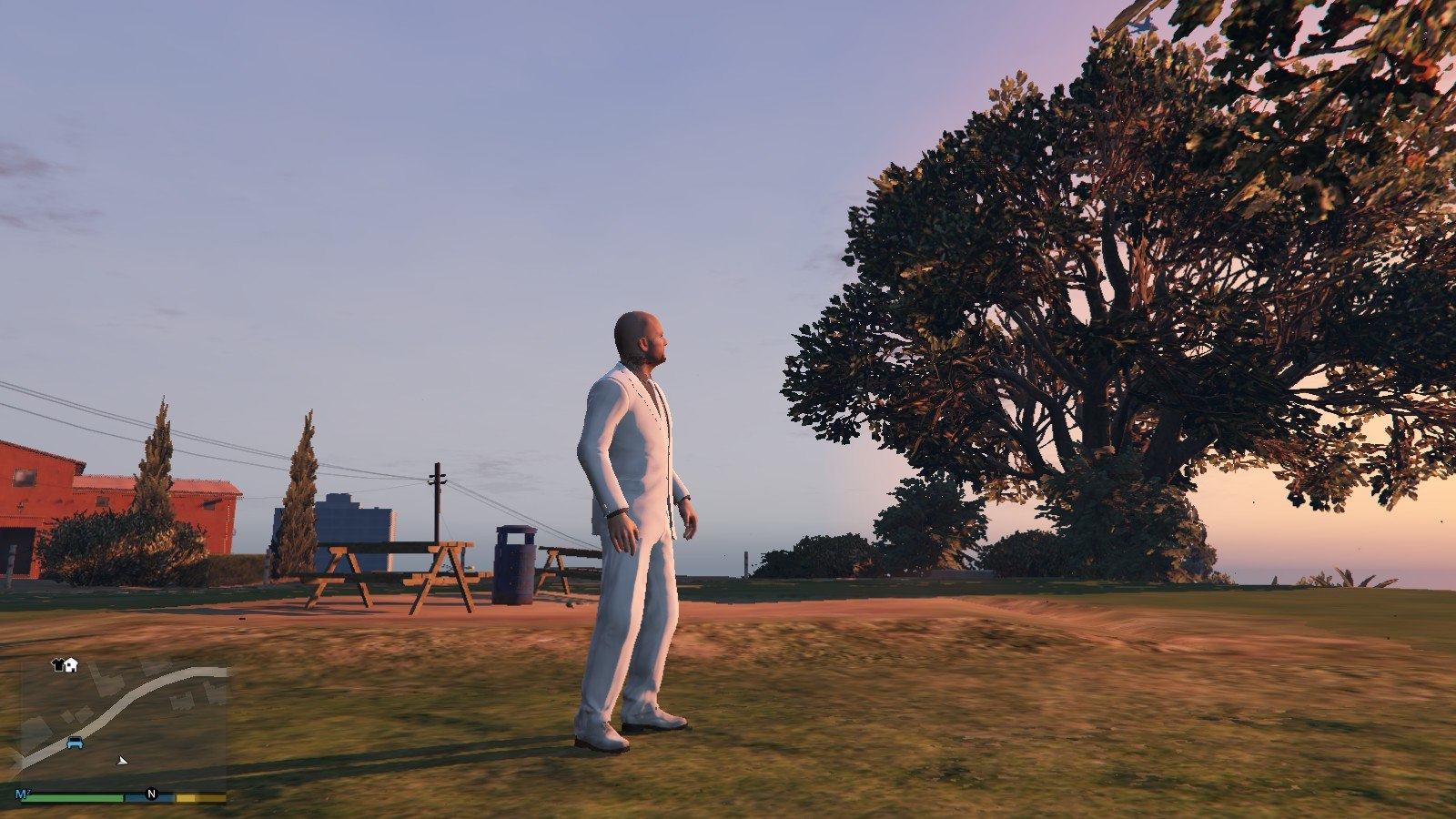 Tuxedo for Micheal GTA5 Mods (4)
