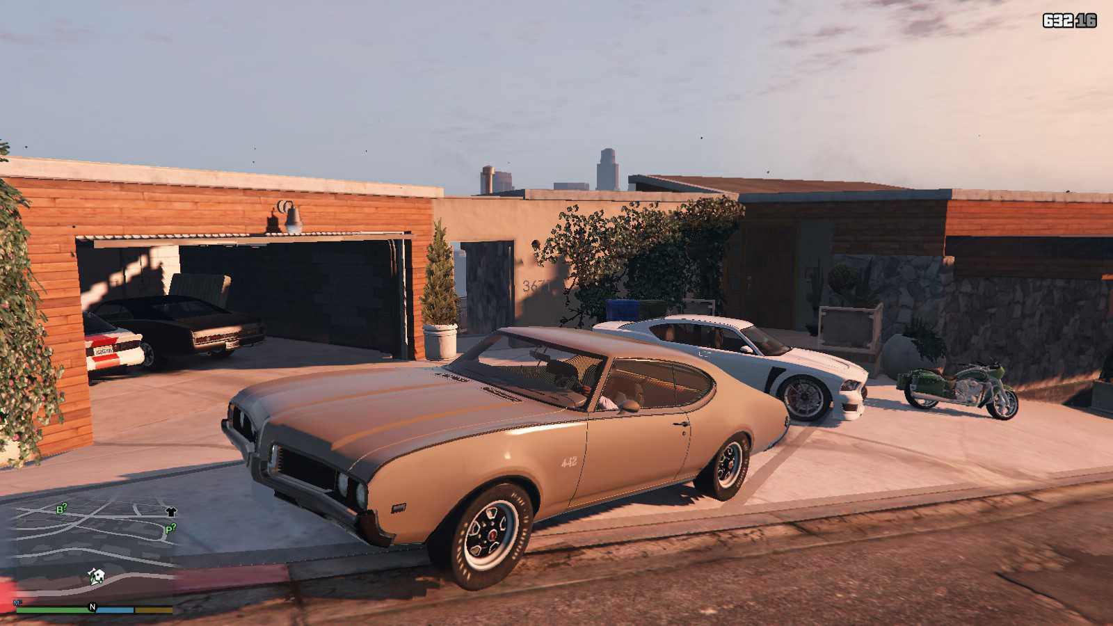 1969 Oldsmobile Hurst 442 GTA5 Mods (1)