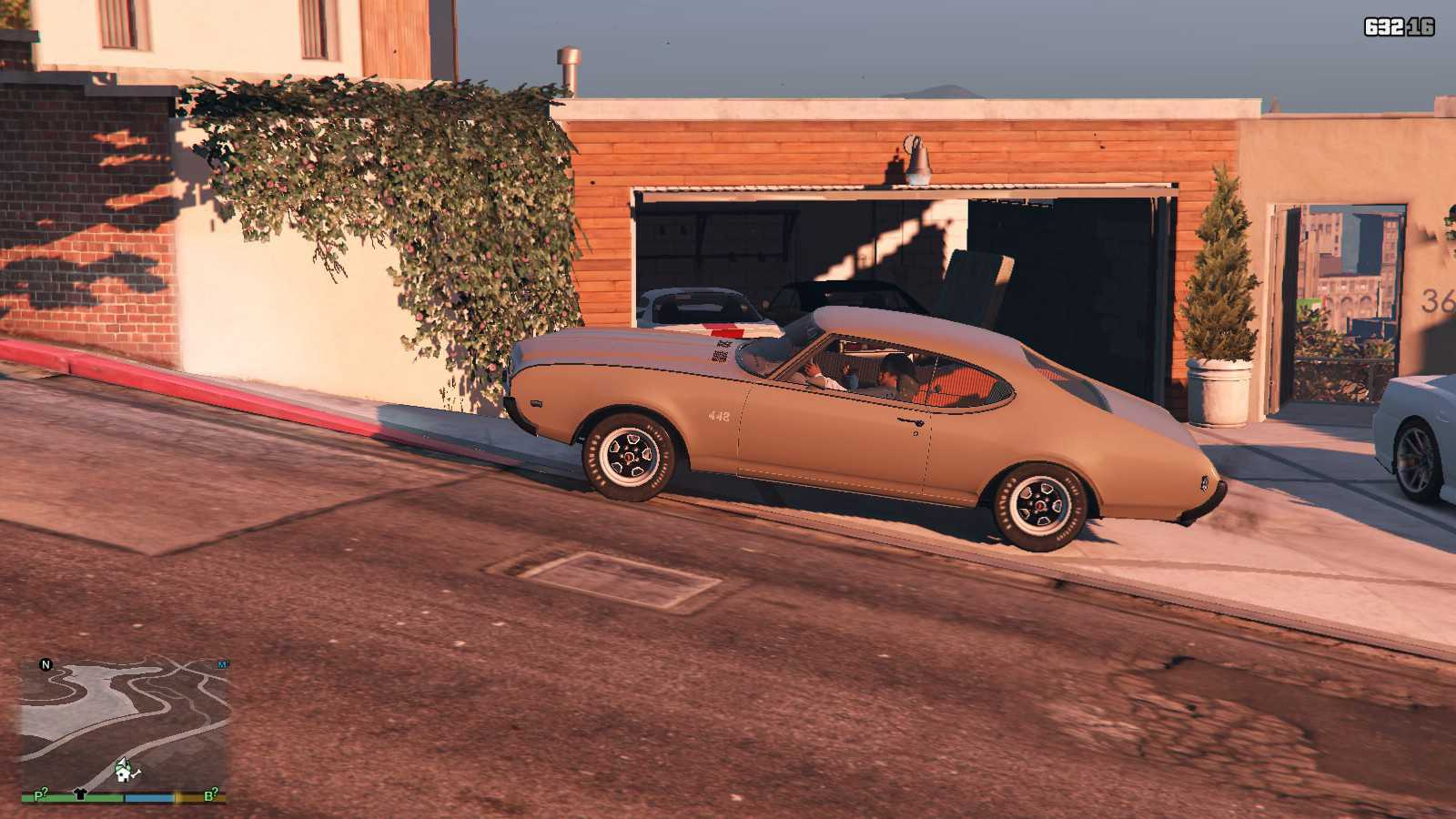 1969 Oldsmobile Hurst 442 GTA5 Mods (10)