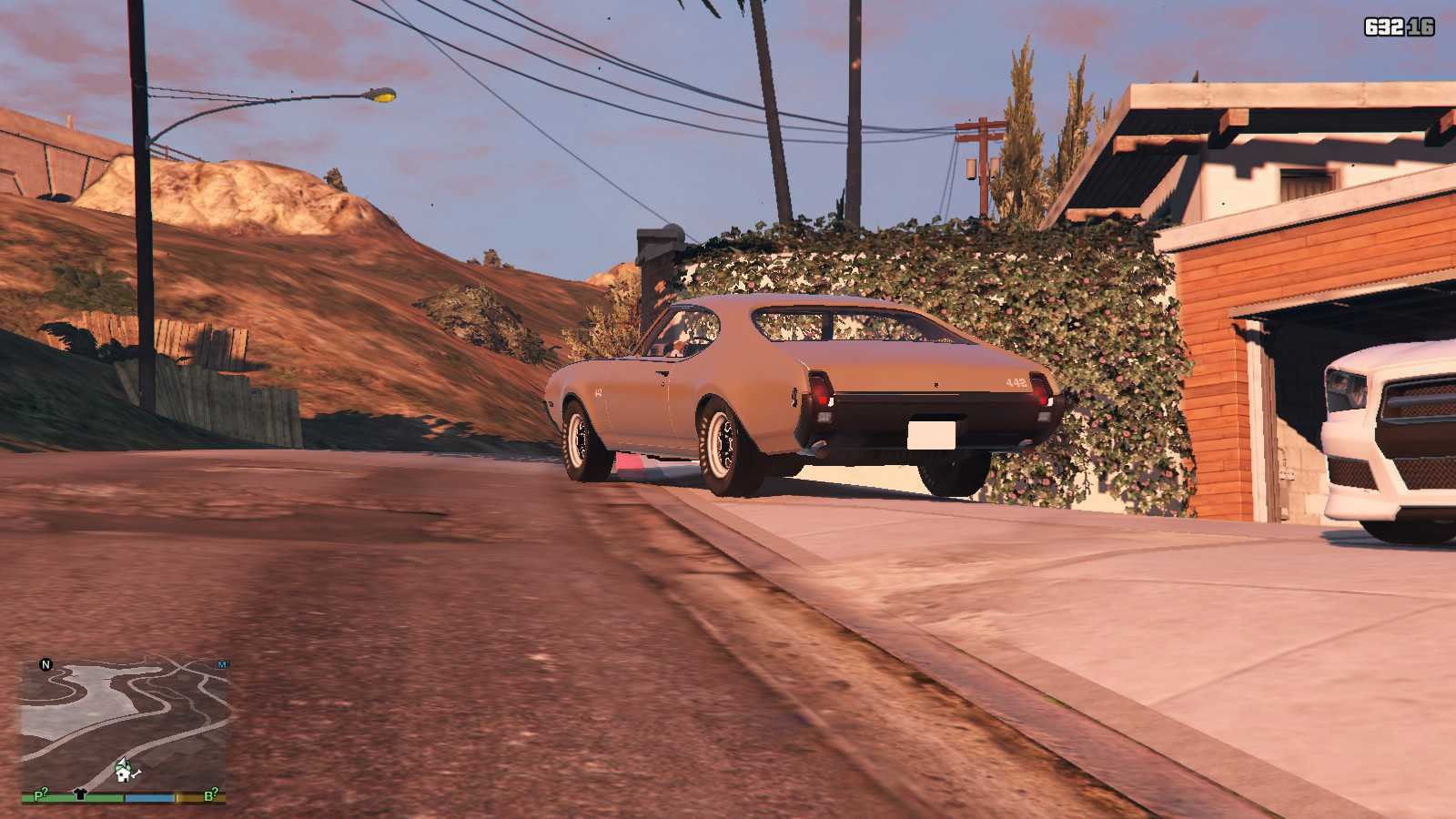1969 Oldsmobile Hurst 442 GTA5 Mods (11)