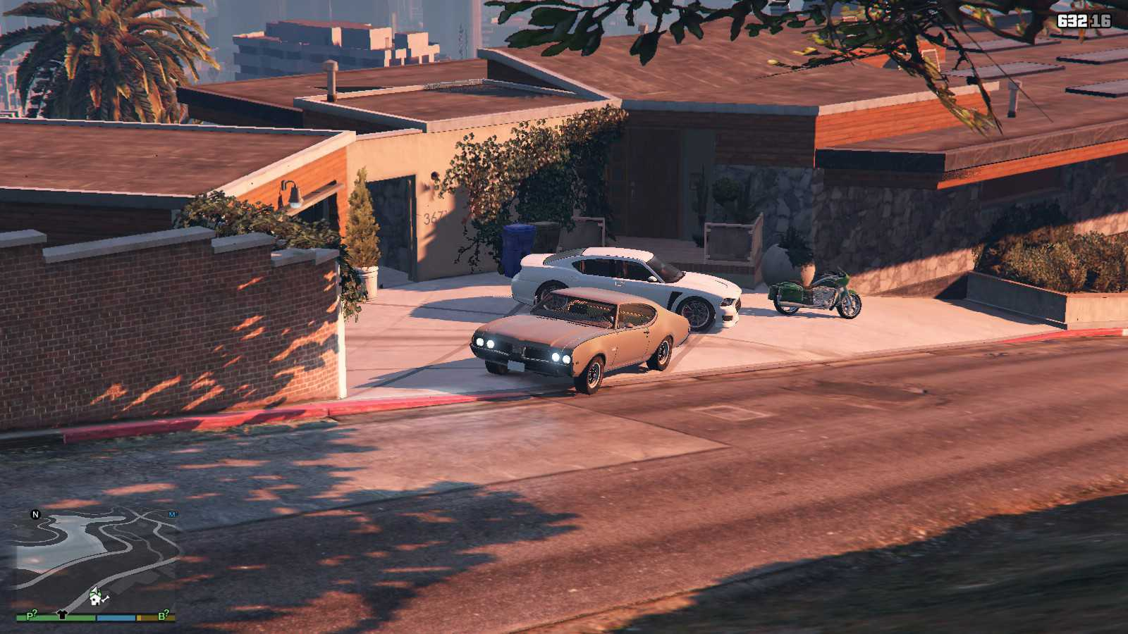 1969 Oldsmobile Hurst 442 GTA5 Mods (12)