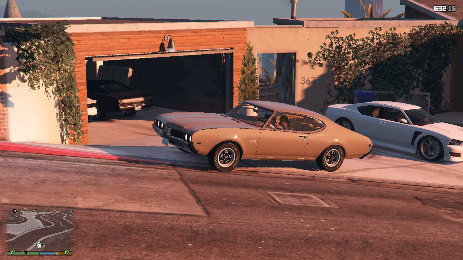 1969 Oldsmobile Hurst 442 GTA5 Mods (13)