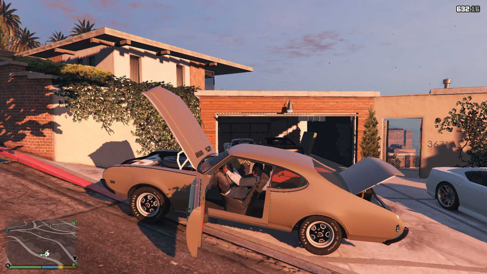 1969 Oldsmobile Hurst 442 GTA5 Mods (15)