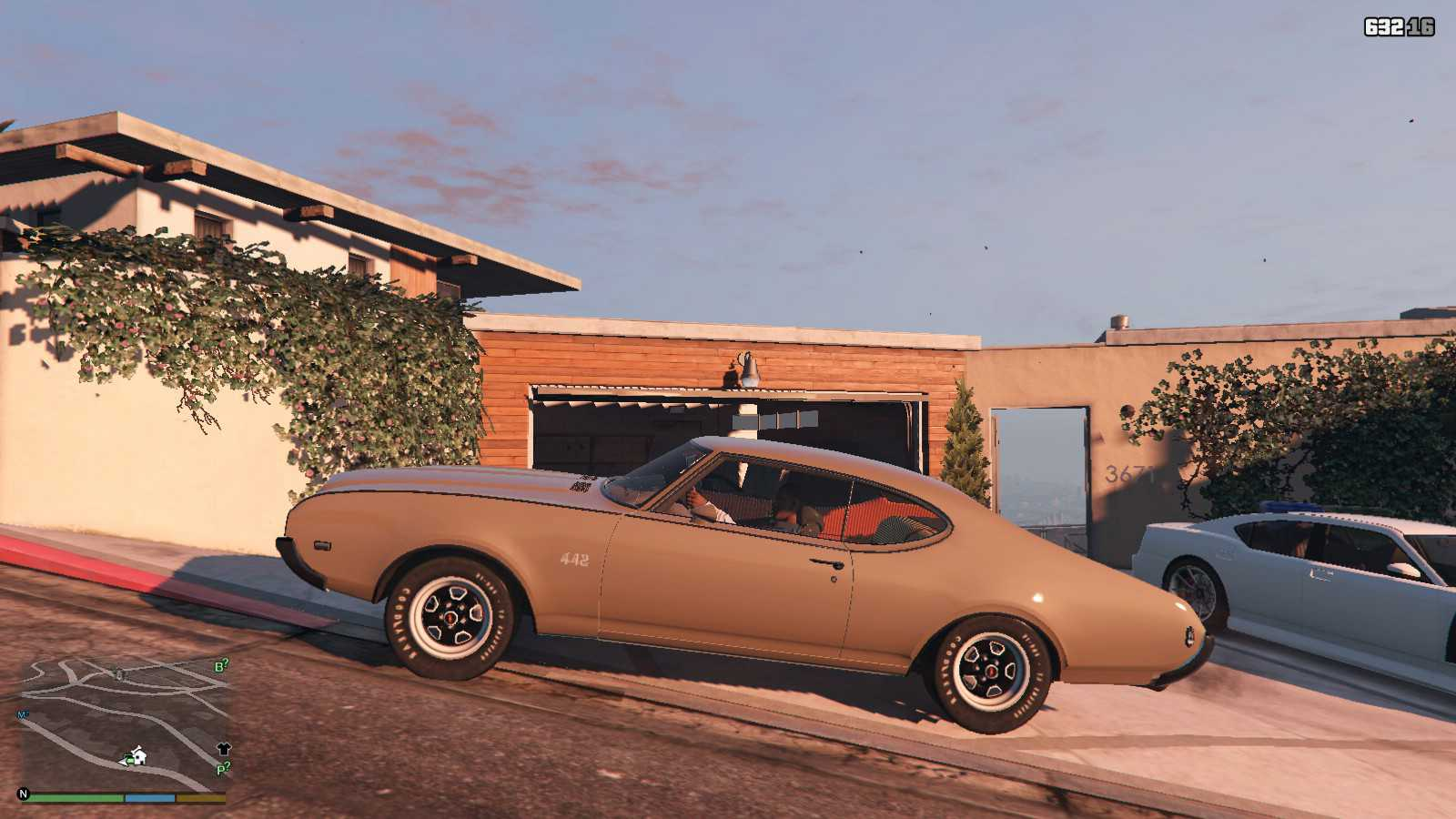 1969 Oldsmobile Hurst 442 GTA5 Mods (2)